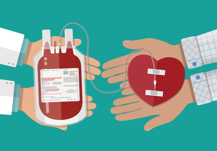 Busting blood donation myths